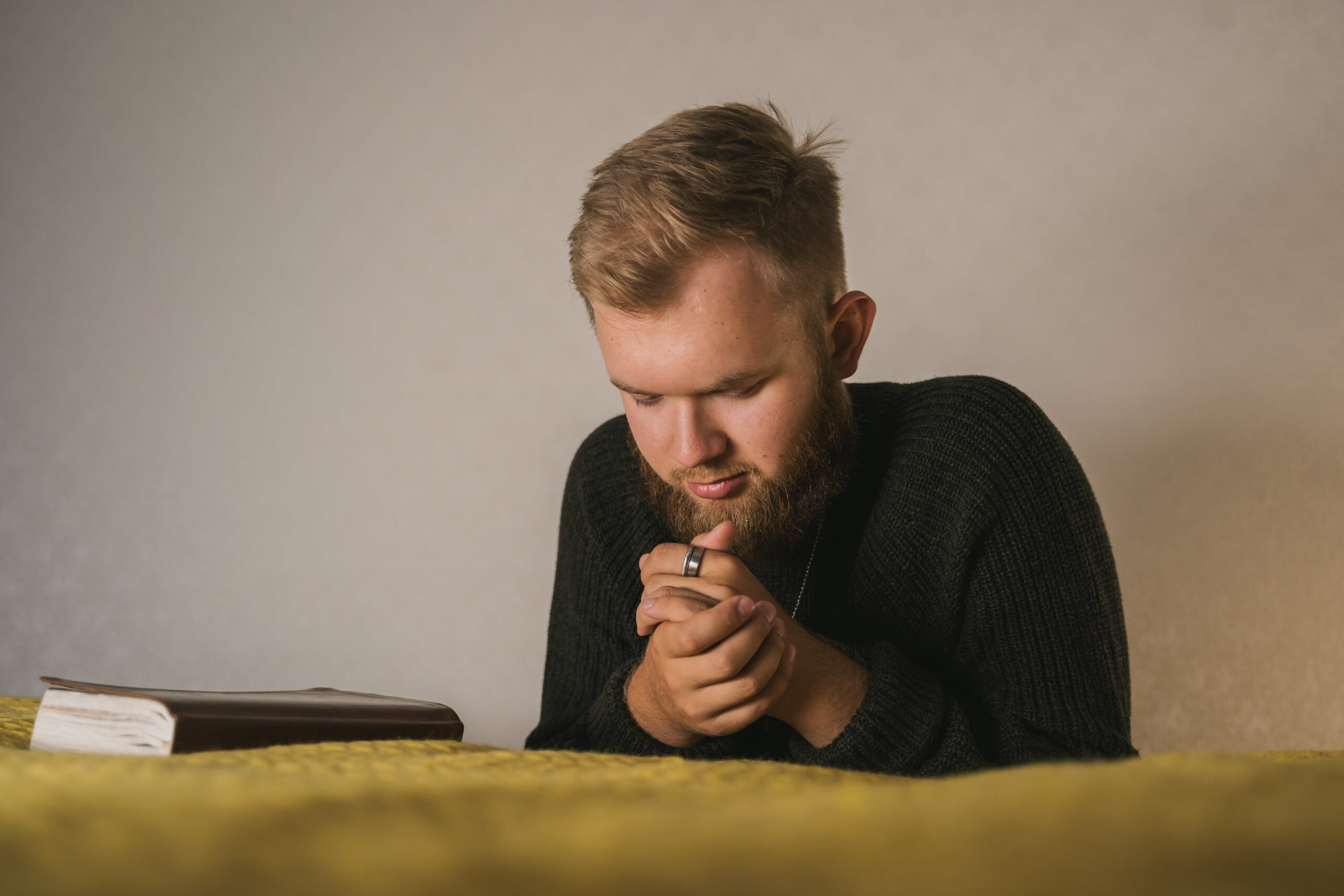 what does it mean to put your trust in God
