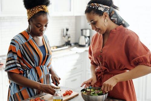 Women vs the Kitchen- Empower women meaning